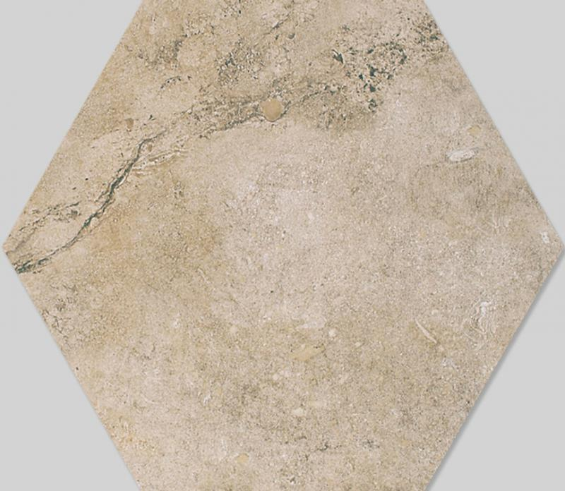 Apavisa Neocountry Beige Natural Hexagonal 52x60 cm/11 mm