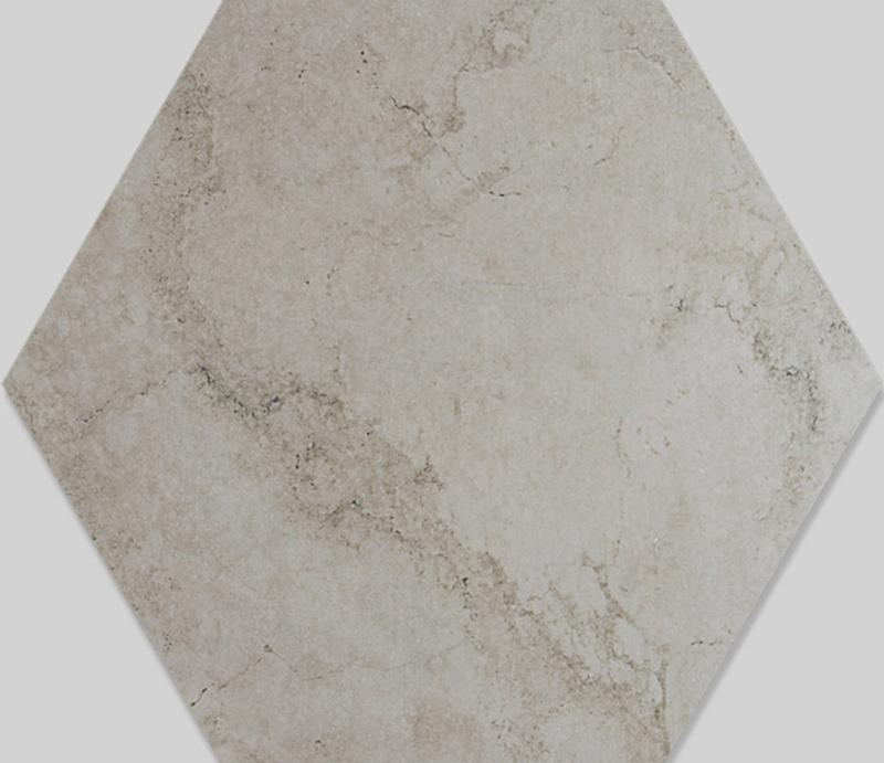 Apavisa Neocountry Grey Natural Hexagonal 52x60 cm/11 mm