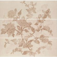 Marazzi Stone Art Decoro Bloom Ivory/Taupe 120x120cm