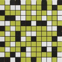 Aparici Acces Lime Mosaico Decor  30x30cm