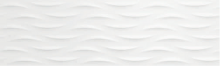 Aparici Glimpse White Wave 30x100 cm