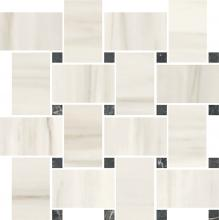 Delconca Boutique HBO 1 Beige Intreccio Shine Mosaico 30x30 cm