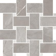 Delconca Boutique HBO 5 Grigio Intreccio Shine Mosaico 30x30 cm