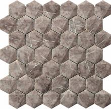 Grespania Marmorea Hexagonal Paladio 30x30cm/8,7mm