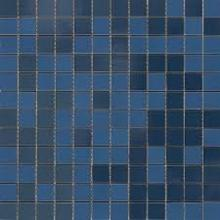 Marazzi Imperfetto Mosaico Royal Blue 32,5x32,5cm/6mm